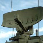 LW2006-ADATS uses a Doppler radar to acquire targets.