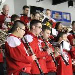 Royal_Military_College_of_Canada_band_plays_at_Paladins_hockey_game